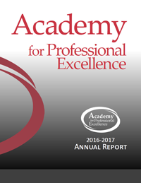 Academy Annual Report thumbnail