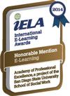 IELA award logo