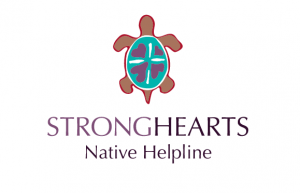 Stronghearts native Helpline for Native victims of domestic violence