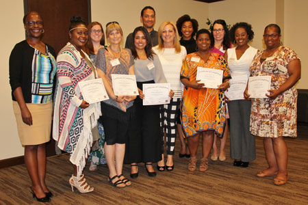 CRA supervisors and social workers