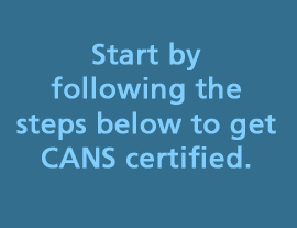 Start by following the steps below to get certified.