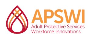 APSWI - Adult Protective Services Workforce Innovations Logo
