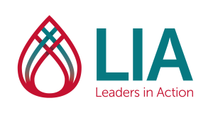 LIA - Leaders in Action Logo