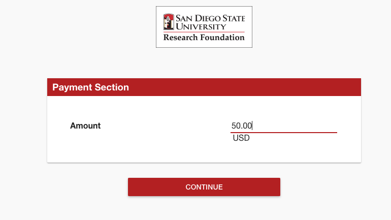 Step 3 payment amount