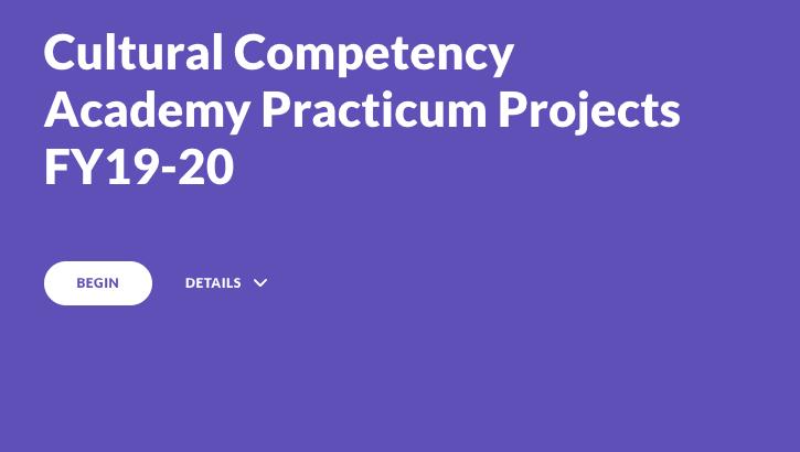 CCA Praticum Projects Gallery Site
